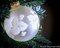 20191210Christmas Cheer33775-Edit (Laurie2123) Tags: christmas2019 laurieabbotthartphotography laurieturner laurieturnerphotography laurietakespics laurie2123 nikond800e odc odc2019 ourdailychallenge nikkor60mm ornament