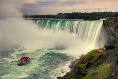 When water becomes spectacle... (giobertaskin) Tags: niagarafalls