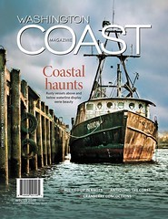 My photo on the cover and also featured inside Washington Coast Magazine Dec 2019 (Photography by Shanna Gillette) Tags: washington coast magazine shannagillette photography winter 2019 ships pacific county