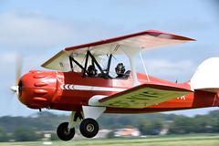 Murphy Renegade Spirit (Arndted) Tags: murphyrenegadespirit murphyrenegade biplane kungsbackaulflygklubb kul aviation aircraft airplane
