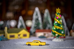 20191210 Coming Home for Christmas 33762-Edit (Laurie2123) Tags: christmas2019 christmastree godoxad200 hotwheels laurieabbotthartphotography laurieturner laurieturnerphotography laurietakespics laurie2123 nikond800e odc odc2019 ourdailychallenge bokeh flowers nikkor60mm off