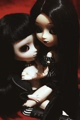 bffs (hauntiing) Tags: pullip pullips doll dolls toy toys chill laura pullipchill pulliplaura