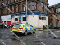 wellmeadow street 10122019  (32) (paisleyphotographs.com) Tags: wellmeadow street paisley fire road closed photos photographs photographer police car engine incident response