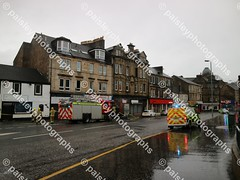 wellmeadow street 10122019  (30) (paisleyphotographs.com) Tags: wellmeadow street paisley fire road closed photos photographs photographer police car engine incident response