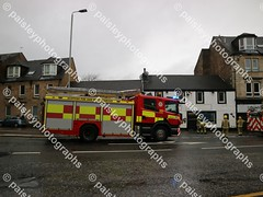 wellmeadow street 10122019  (29) (paisleyphotographs.com) Tags: wellmeadow street paisley fire road closed photos photographs photographer police car engine incident response