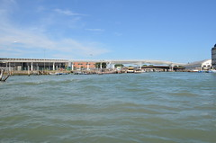 Pic taken right after departing the Tronchetto area in a boat (jimbob_malone) Tags: 2019 venice italy