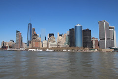 New York City (Manhattan) (dbind747438) Tags: new york city manhattan ny nyc usa us america united states buildings architecture skyscrapers skyline hudson river