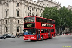 YN51KUY National Express Group Travel London 9743 (theroumynante) Tags: yn51kuy national express group travel london 9743 dennis trident alexander alx400 parliament square bus buses lowfloor doubledeck road transport connex route3 3