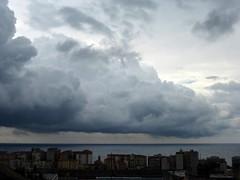 nuvole coreografiche (fotomie2009) Tags: liguria italy italia balcorama riviera ligure ponente savona sea mare clouds nuvole sky cielo landscape scape skyscape