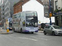 Rotala Diamond Bus North West 33857 191105 Manchester [hired] (maljoe) Tags: rotaladiamondbusnorthwest rotaladiamondbus rotala alexanderdennisenviro400 alexanderdennis