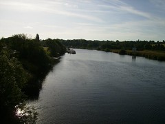 Nottinghamshire River Trent @ Gunthorpe (1) (Boblovel) Tags: my tours of britain