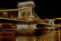 Budapest - Hungria - Puente de las cadenas (Antonio-González) Tags: puentedelascadenas puente cadenas budapest hungria széchenyilánchíd chainbridge chain bridge hungary