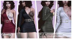 ZK SANDY @ exclusive FETISH (-:zk:- STORE) Tags: zk sandy fetish dress