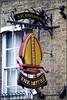 Cambridge Pub Signs