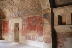 Vestiaire ou apoditerium (bains femmes) des Thermes de Stabies à Pompéi (photopoésie) Tags: pompeii stabianbaths termestabiane italy