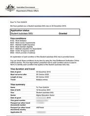 QUACH-Tu-Tran_SAE_201912 (duhoc.unilink) Tags: úc visa australia sae