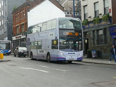Rotala Diamond Bus North West 33753 191105 Manchester [hired] (maljoe) Tags: rotaladiamondbusnorthwest rotaladiamondbus rotala alexanderdennisenviro400 alexanderdennis