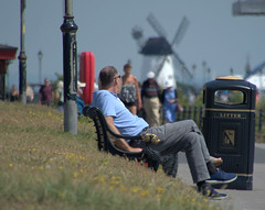Taking a rest in Lytham, Lancashire (Tony Worrall) Tags: street streetphotography urban candid people person capture outside outdoors caught photo shoot shot picture captured picturesinthestreet photosofthestreet welovethenorth nw northwest north update place location uk visit area attraction open stream tour photohour photooftheday pics country item greatbritain britain british gb buy stock sell sale dailyphoto ilobsterit instragram england lytham lythamgreen fyldecoast fylde