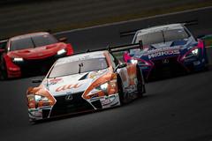 au TOM'S LC500 (Andre.32) Tags: supergt twinringmotegi motorsports autosport photography car cars japan racecar race racingcar racing gt500 motorsport toms lexuslc500 lexus lc500