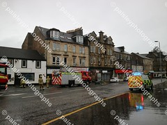 wellmeadow street 10122019  (28) (paisleyphotographs.com) Tags: wellmeadow street paisley fire road closed photos photographs photographer police car engine incident response
