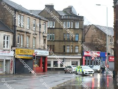 wellmeadow street 10122019  (27) (paisleyphotographs.com) Tags: wellmeadow street paisley fire road closed photos photographs photographer police car engine incident response