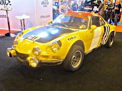19 Alpine Renault A110 1300VA (1967) (robertknight16) Tags: alpine alpinerenault 1960s a110 nec nec2015 nal250e