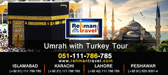 Umrah-with-Turkey-Tour (rehmantravelseo2) Tags: umrah with turkey tour package features visa hotels makkah madina customize travel best airlines details exclusions