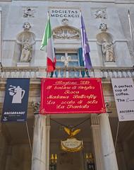 Teatro La Fenice (Nigel Musgrove-3 million views-thank you!) Tags: venice italy veneto italia venezia teatro la fenice theatre opera