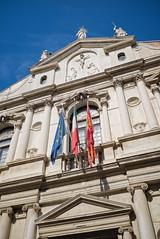 The Ateneo Veneto (Nigel Musgrove-3 million views-thank you!) Tags: venice italy veneto italia venezia scuola grande di san fantin the ateneo madonna angels 1584 alessandro vittoria