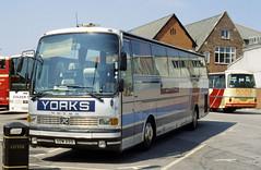B02443D Yorks NO 81 OOW233-MRP81Y Salisbury 19 Aug 96 (Dave58282) Tags: bus no york 81 mrp81y oow233 ka s215hd 1035045