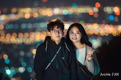 文化裝逼山 (藍天元氣) Tags: 夜景 iphoneography 2019