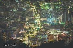 文化裝逼山 (藍天元氣) Tags: 夜景 iphoneography 2019 台灣景點