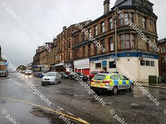 wellmeadow street 10122019  (31) (paisleyphotographs.com) Tags: wellmeadow street paisley fire road closed photos photographs photographer police car engine incident response