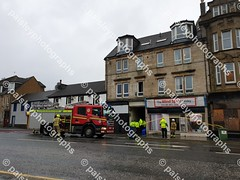 wellmeadow street 10122019  (18) (paisleyphotographs.com) Tags: wellmeadow street paisley fire road closed photos photographs photographer police car engine incident response