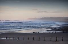 (2c..) Tags: uk whitby best sandsend yorkshire water mist evening sea ocean north atmospheric 2c 2cimage waves light england beach