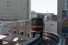 DSC_9518 (tohru_nishimura) Tags: nikond300s sigma1770284 nikon tachikawa train monorail station tokyo japan