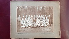 My Grandfather's Football Team (standhisround) Tags: photograph old football team kensingtonunitedfc london uk sport 1912