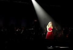 In the spotlight (dorinser) Tags: spotlight liveshow livemusic black dramatic lukacruysberghs hooverphonic