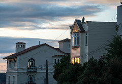 San Francisco at Dusk (ChrisGoldNY) Tags: chrisgoldphoto chrisgoldny chrisgoldberg bookcovers albumcovers licensing sanfrancisco sf norcal sony sonyimages sonya7rii sonyalpha california westcoast america usa architecture buildings reflection sunset clouds dusk thebayarea