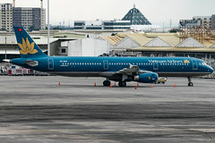 Vietnam Airlines - Airbus A321-231 / VN-A614 @ Manila (Miguel Cenon) Tags: vietnamairlines vna321 hvn rpll airplane airplanespotting apegroup appgroup airport aircraft airbus aviation airbusa320 airbusa321 a320 a321 planespotting ppsg philippines plane manila nikon naia narrowbody d3300 wings wing window wheel winglet twinengine seagames 30thseagames vna614