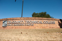 Tri-County Technical College Don C. Garrison Campus (TCTC Prime) Tags: tctc sign wall brick pendletoncampus 2019