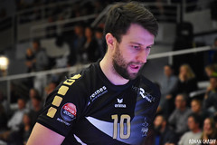 DSC_0242 (Ronan Caroff) Tags: sport sports deporte volley volleyball voleibol men man boy garcon indoor france bretagne breizh brittany illeetvilaine 35 rennes roazhon tours liguea nikon d5600 championnat championship colettebesson team équipe effort