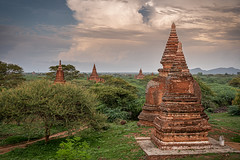 Myanmar 2019 (Massimiliano Dalcielo) Tags: myanmar birmania nikon nikonflickraward massimiliano dalcielo fromsky sigma travel trip viaggio vacanza journey asia globetrotter d7500 panorama paesaggio pano landscape bagan paya pagoda temple ruins rovine buddhism burma