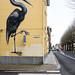 ROA @ Bastionstraat, Gent 2019-12-10