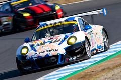 PACIFIC MIRAI AKARI NAC PORSCHE (Andre.32) Tags: supergt twinringmotegi motorsport motorsports autosport photography car cars japan racecar race racingcar racing gt300 miraiakari ミライアカリ porsche911gt3r porsche 911gt3r 911 gt3
