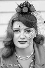 'CHLOE' (tonyfletcher) Tags: railwayinwartime2019 pickering1940s railwayinwartime nymr northyorkmoorsrailway tonyfletcher wwwtonyfletcherphotographycouk wwwwhitbygothscenecouk 1940sevent portraits 40s homefront ww2