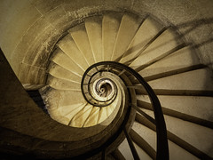 Pantheon Staircase (Jack Heald) Tags: panthéon staircase stairs paris france crypt spiral heald jack sony rx100 rx100m6 rx dscrx100