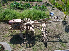 Khrua Chom Thung สวนอาหารครัวชมทุ่ง 4 (SierraSunrise) Tags: thailand phonphisai nongkhai isaan esarn tiller implement machinery farming agriculture