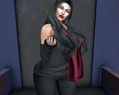 Amnesia (Brooke Adzior) Tags: stealthic maitreya catwa misschelsea