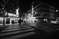Busan Fish Market (Erol Cagdas) Tags: fujifilm fuji xt1 fujifilmxt1 1024mm xf1024mmf4 wide ultrawide busan korea southkorea streetphotography street streetscene streetlife blackwhite monochrome